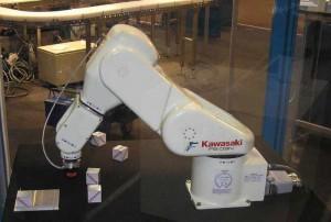 Kawasaki-Industrieroboter